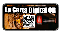Carta Digital para tu bar o restaurante